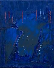 Peaceful Healing Blue 3