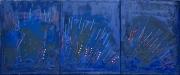 Peaceful Healing Blue